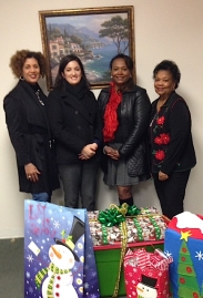 Adopted family 2015 CIC holiday donations